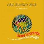 Asia sunday 2015