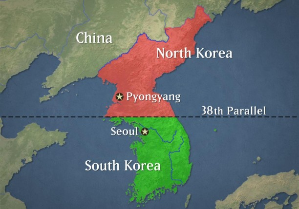 North-and-South-Korea 2