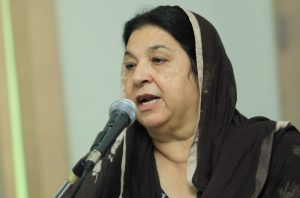 thumbnail_Dr. Yasmin Rashid- Representative of Pakistan Tehreek-e-Insaf