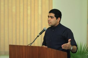 thumbnail_Mr. Fahad Shahbaz- President Youth General Assembly