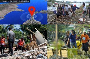 Earth quake NR
