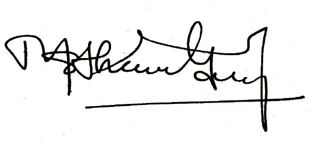 GS Signature