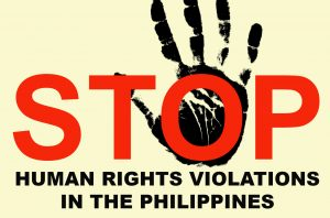 Stop Human Rights Violations design3